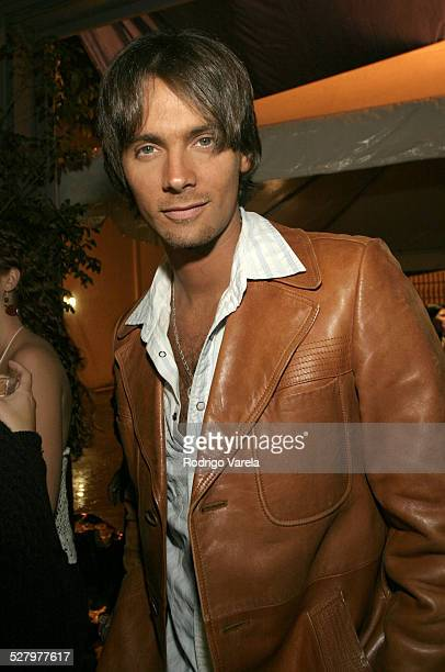 Patricio Borghetti during Angel Rebelde Telenovela/Soap Opera Photocall at Fono Video Studios in Miami Florida United States