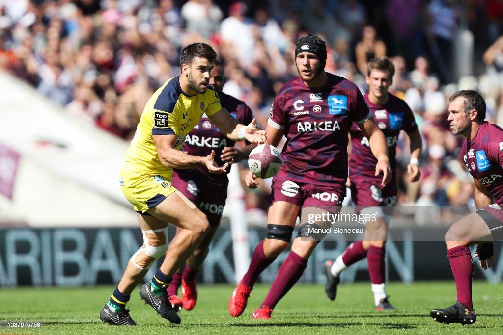 Bordeaux Begles v Clermont - Top 14