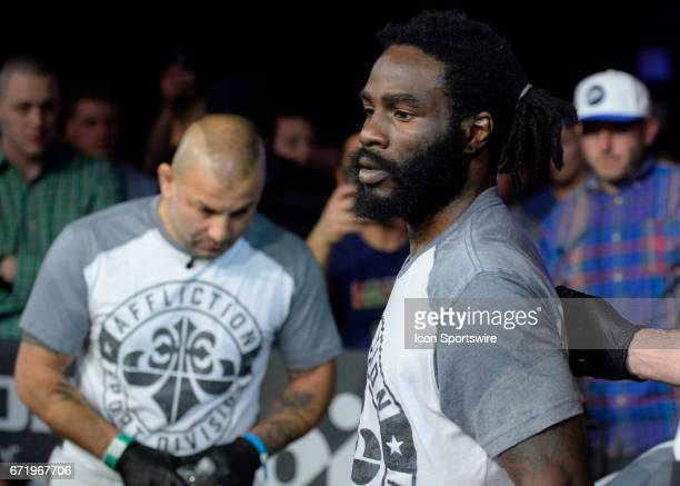 Patricio Freire takes on the Featherweight Champion Daniel Straus for the Featherweight title on April 21 2017 at Bellator 178 at the Mohegan Sun...
