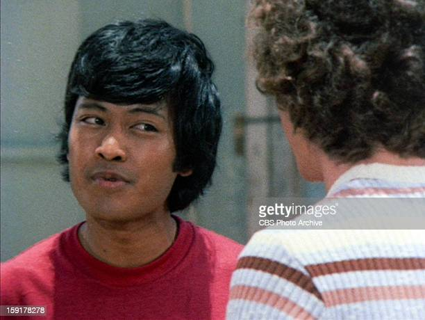 Patrick Adiarte as David in THE BRADY BUNCH episode Hawaii Bound Original air date September 22 1972 Image is a screen grab