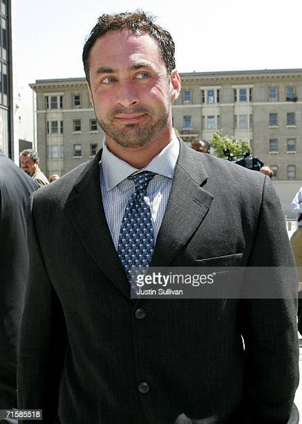 Patrick Arnold a chemist who helped BALCO president Victor Conte develop the steroid known as the clear leaves federal court after a sentencing...