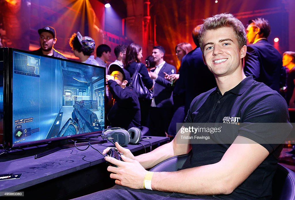 Call of Duty Black Ops III launch : News Photo