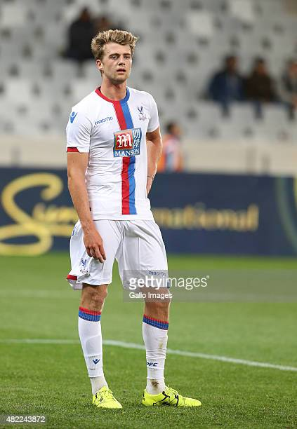 Patrick Bamford of Crystal Palace during the 2015 Cape Town Cup match between SuperSport United and Crystal Palace FC at Cape Town Stadium on July 24...