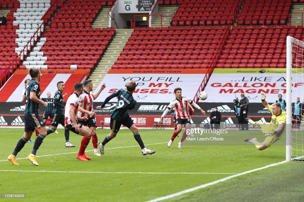 Sheffield United v Leeds United - Premier League : ニュース写真