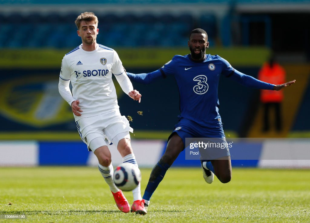 Leeds United v Chelsea - Premier League : News Photo