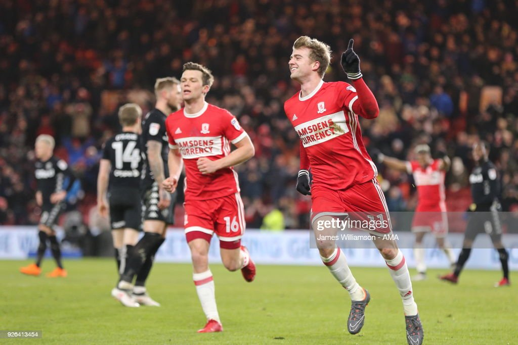 Middlesbrough v Leeds United - Sky Bet Championship : News Photo