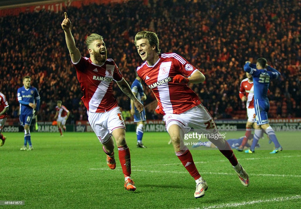 Middlesbrough v Cardiff City - Sky Bet Championship : News Photo