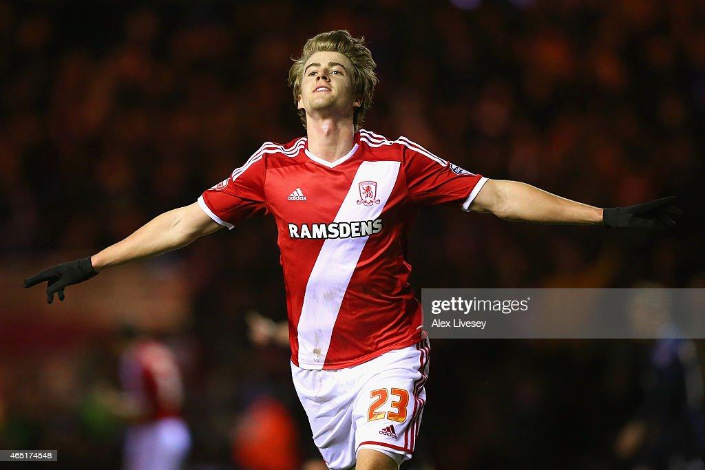Middlesbrough v Millwall - Sky Bet Championship : News Photo