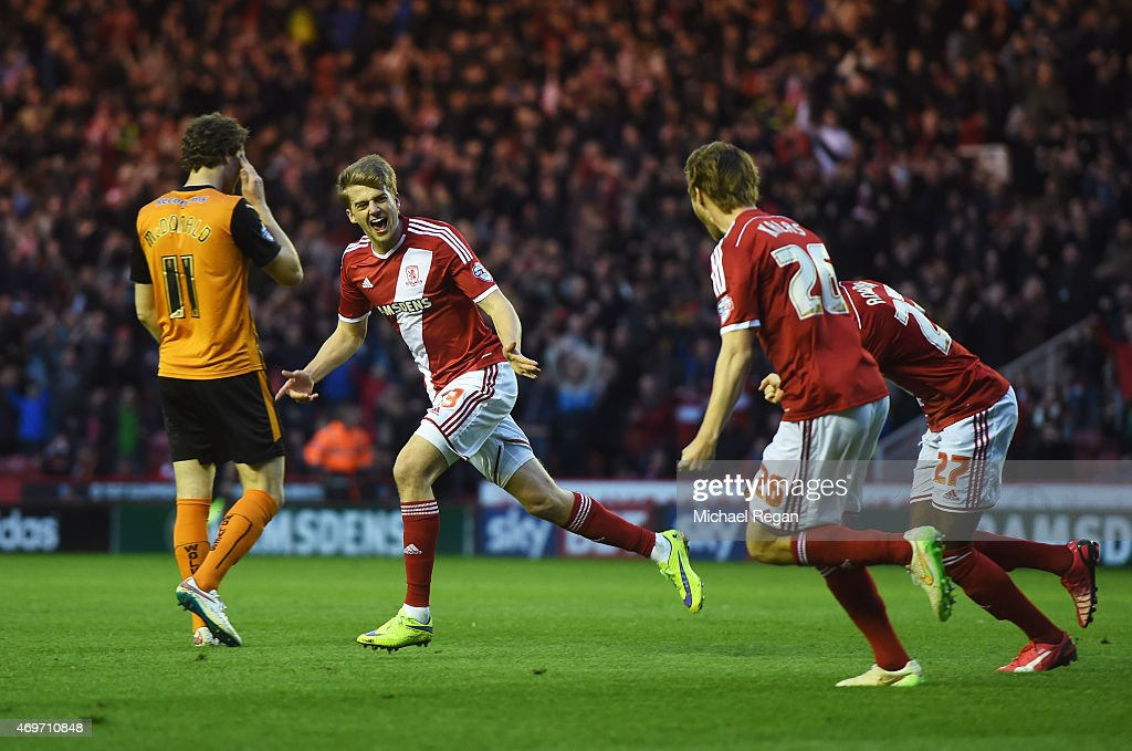 Middlesbrough v Wolverhampton Wanderers - Sky Bet Championship