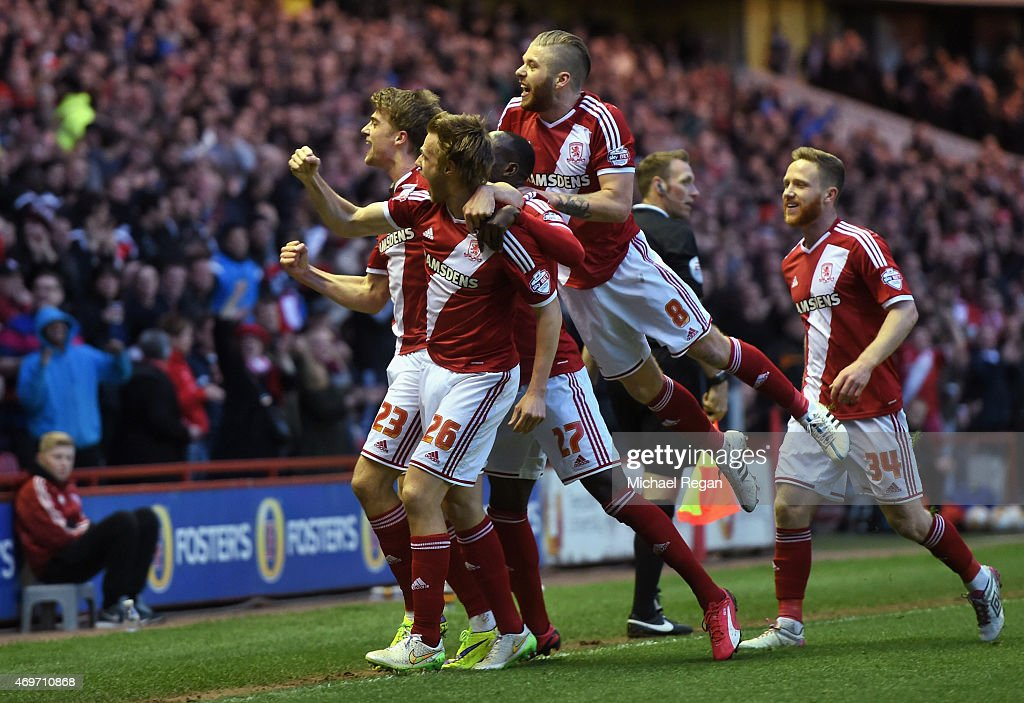 Middlesbrough v Wolverhampton Wanderers - Sky Bet Championship : News Photo