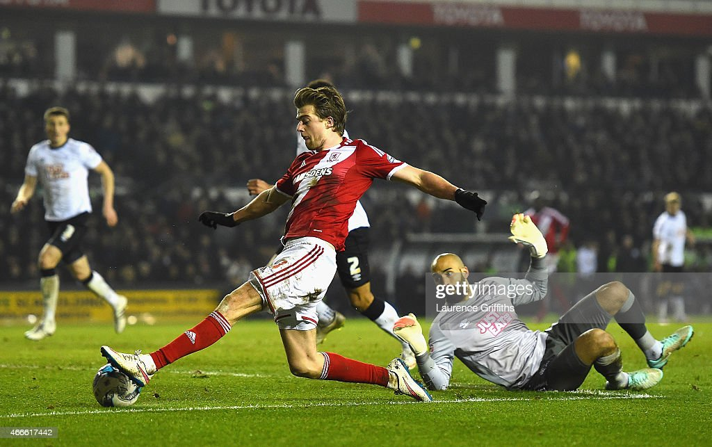 Derby County v Middlesbrough - Sky Bet Championship