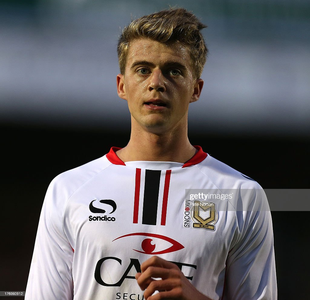 Northampton Town v MK Dons - Capital One Cup First Round : News Photo