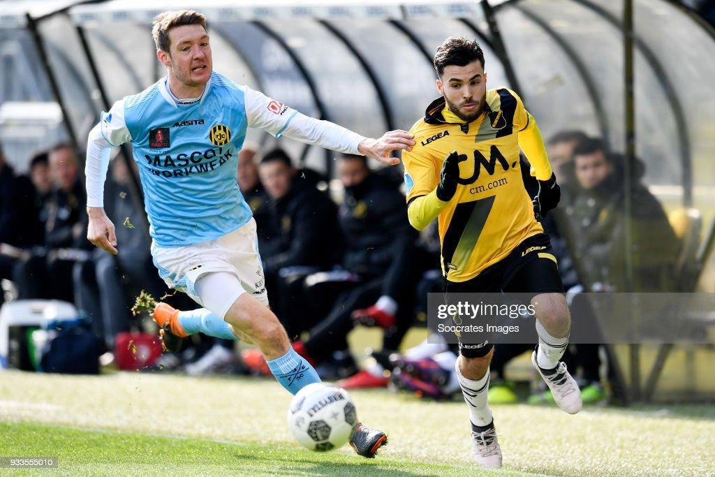 NAC Breda v Roda JC - Eredivisie