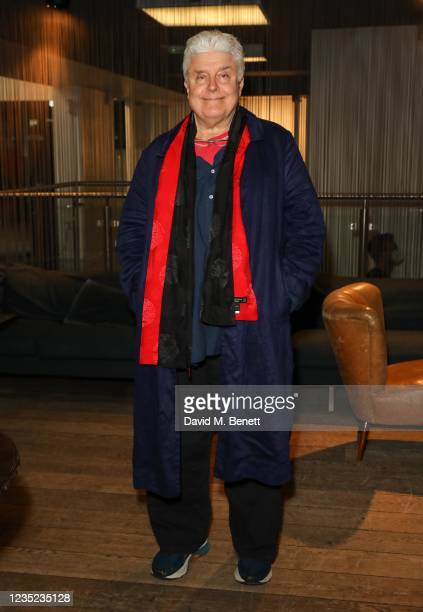 """Patrick Barlow attends a preview screening of """"Sweetheart"""" at the BFI Southbank on September 13, 2021 in London, England."""