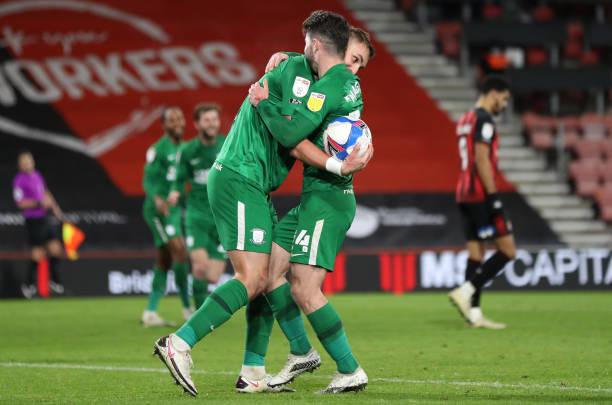 GBR: AFC Bournemouth v Preston North End - Sky Bet Championship