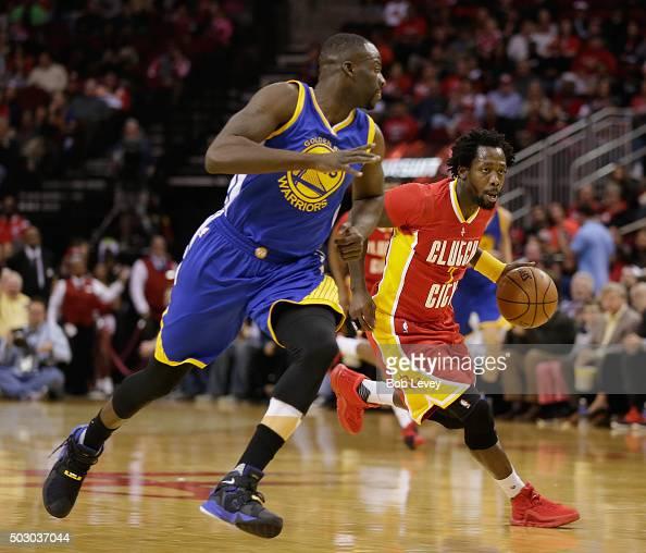 Houston Rockets News Today: Patrick Beverley Of The Houston Rockets Drives Around