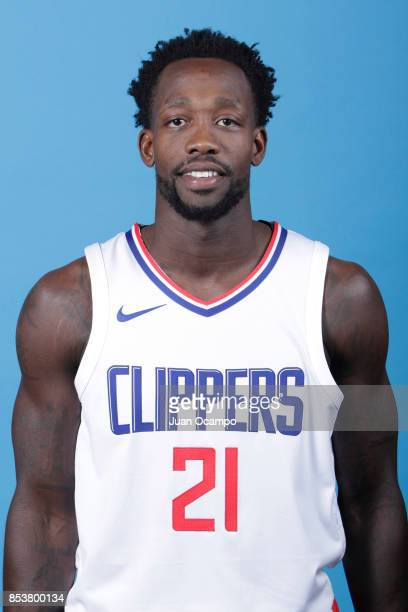 Patrick Beverly of the Los Angeles Clippers poses for a portrait during 2017 Media Day on September 25 2017 at the Los Angeles Clippers Practice...