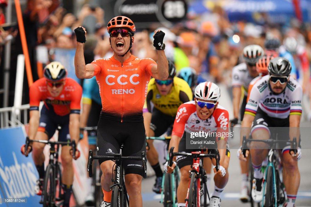21st Santos Tour Down Under 2019 - Stage 2 : ニュース写真