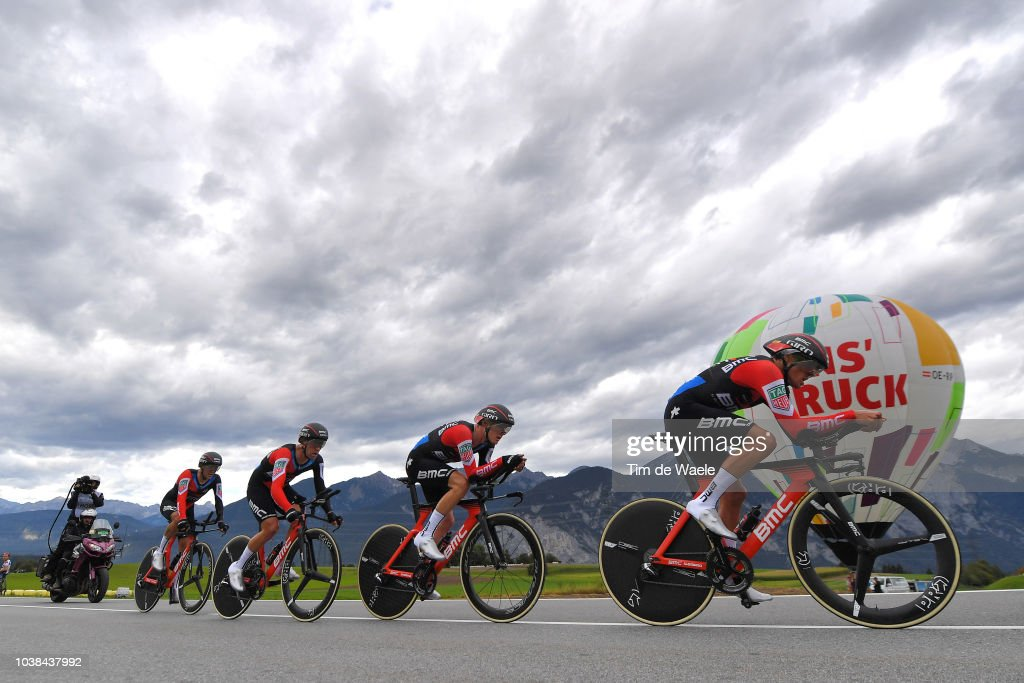91st UCI Road World Championships 2018 - UCI Team Time Trial Men