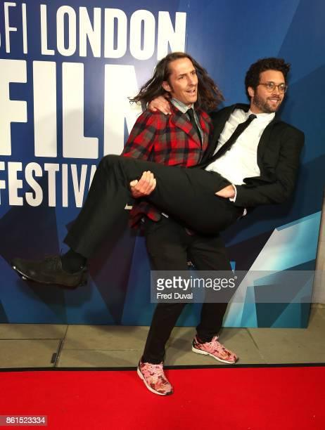 Patrick Bresnan attends the 61st BFI London Film Festival Awards on October 14 2017 in London England