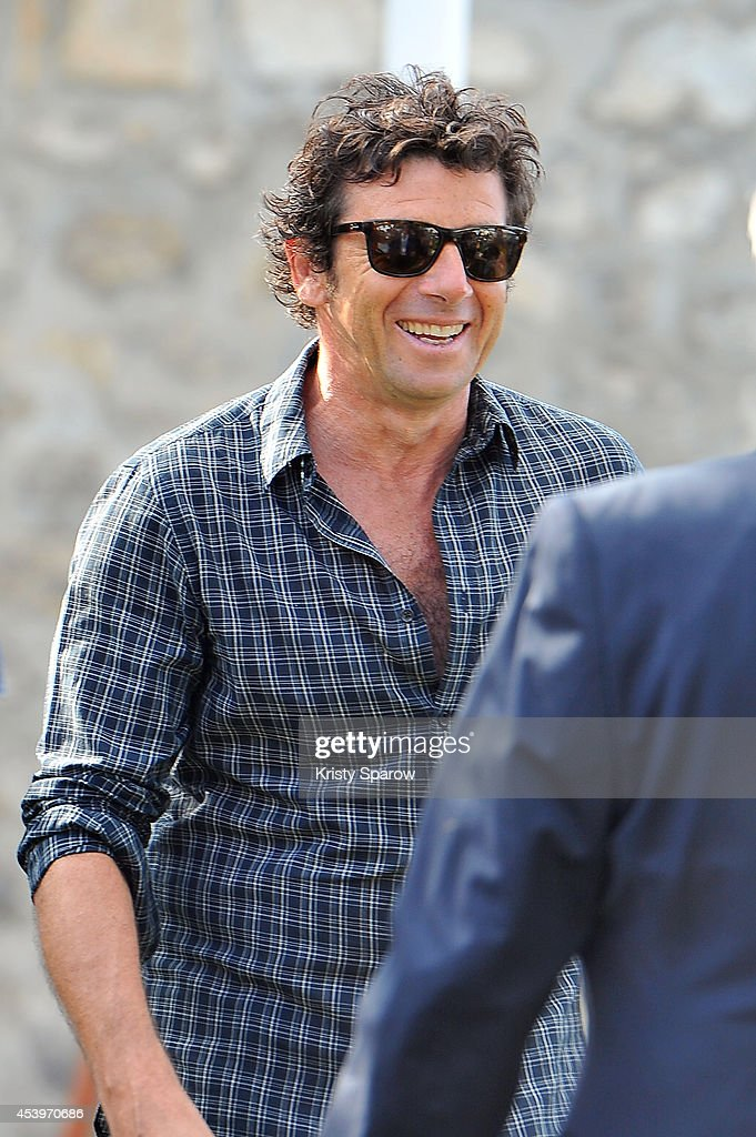 Patrick Bruel attends the Opening Ceremony for the 7th