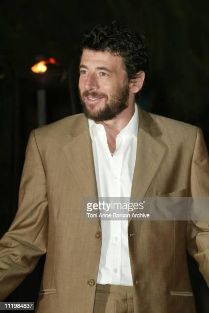 Patrick Bruel during 2003 Monte Carlo World Music Awards Arrivals at Monte Carlo Sporting Club in Monte Carlo Monaco