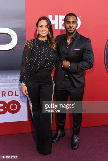 Patrick Cage attends Westworld Season 2 Los Angeles Premiere on April 16 2018 in Los Angeles California