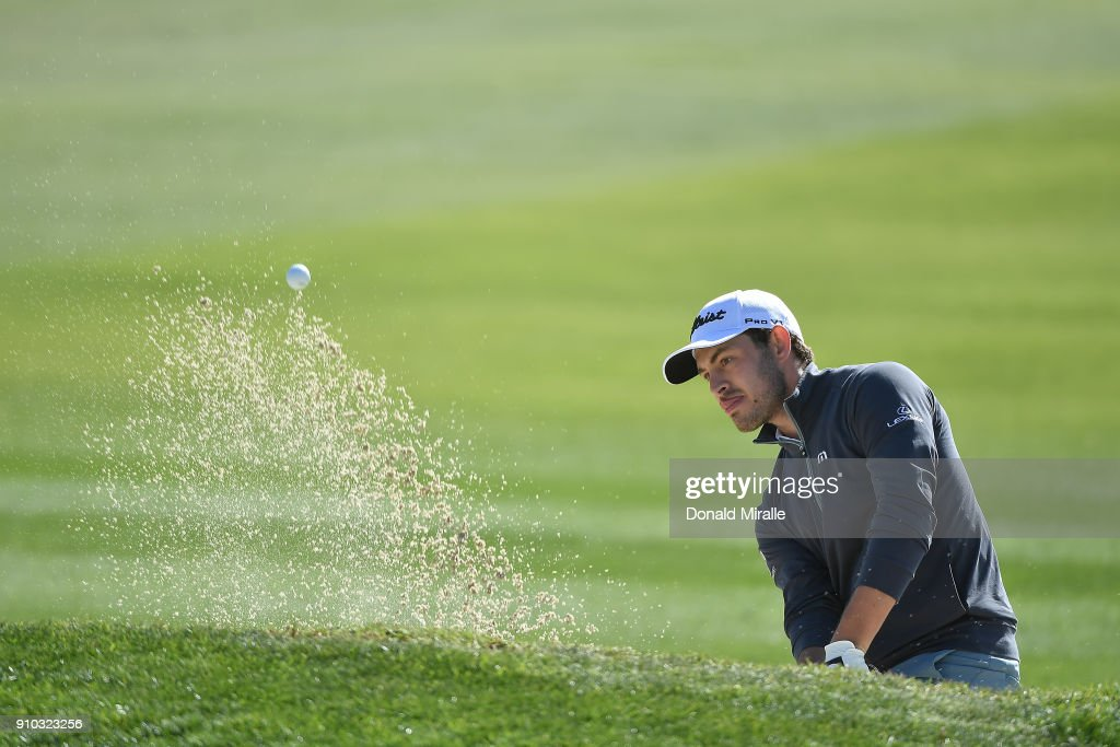 Farmers Insurance Open - Round One
