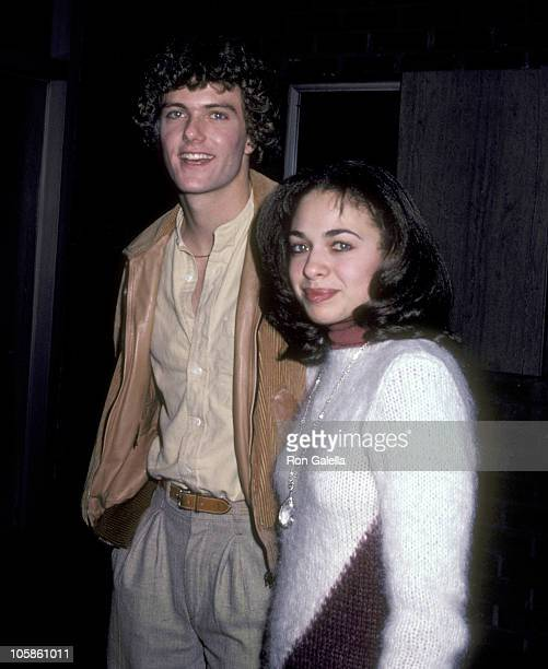 Patrick Cassidy and Tanya Brown during Screening of 'Angel Dusted' at Director's Guild in Los Angeles CA United States