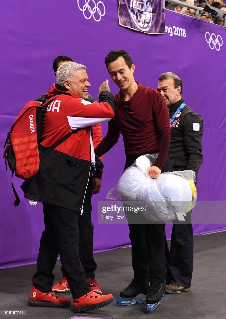 Figure Skating - Winter Olympics Day 8 : News Photo