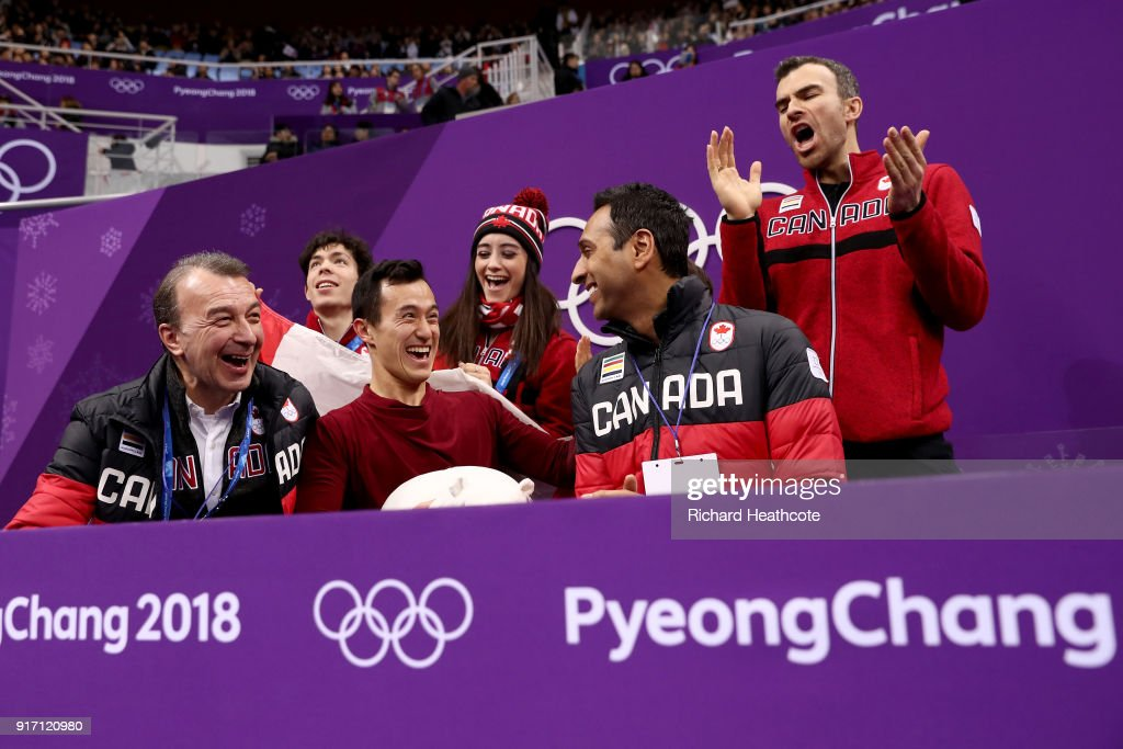 Figure Skating - Winter Olympics Day 3 : News Photo