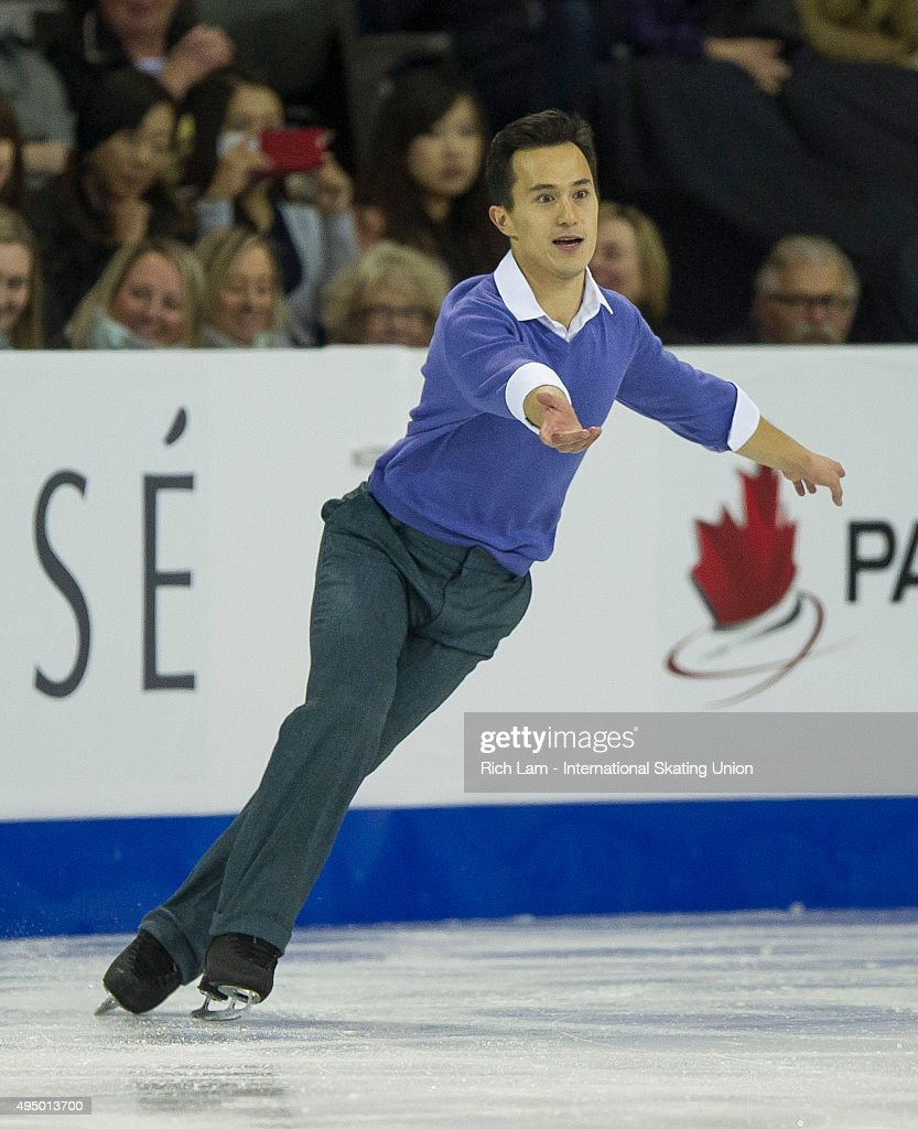 Skate Canada International ISU Grand Prix of Figure Skating - Day 1 : News Photo