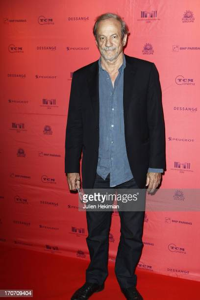 Patrick Chesnais attends '12 Ans D'Age' Premiere As Part of The Champs Elysees Film Festival 2013 at UGC George V on June 16 2013 in Paris France