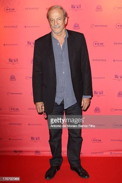 Patrick Chesnais attends the '12 Ans D'Age' Premiere As Part of The Champs Elysees Film Festival 2013 at UGC George V on June 16 2013 in Paris France