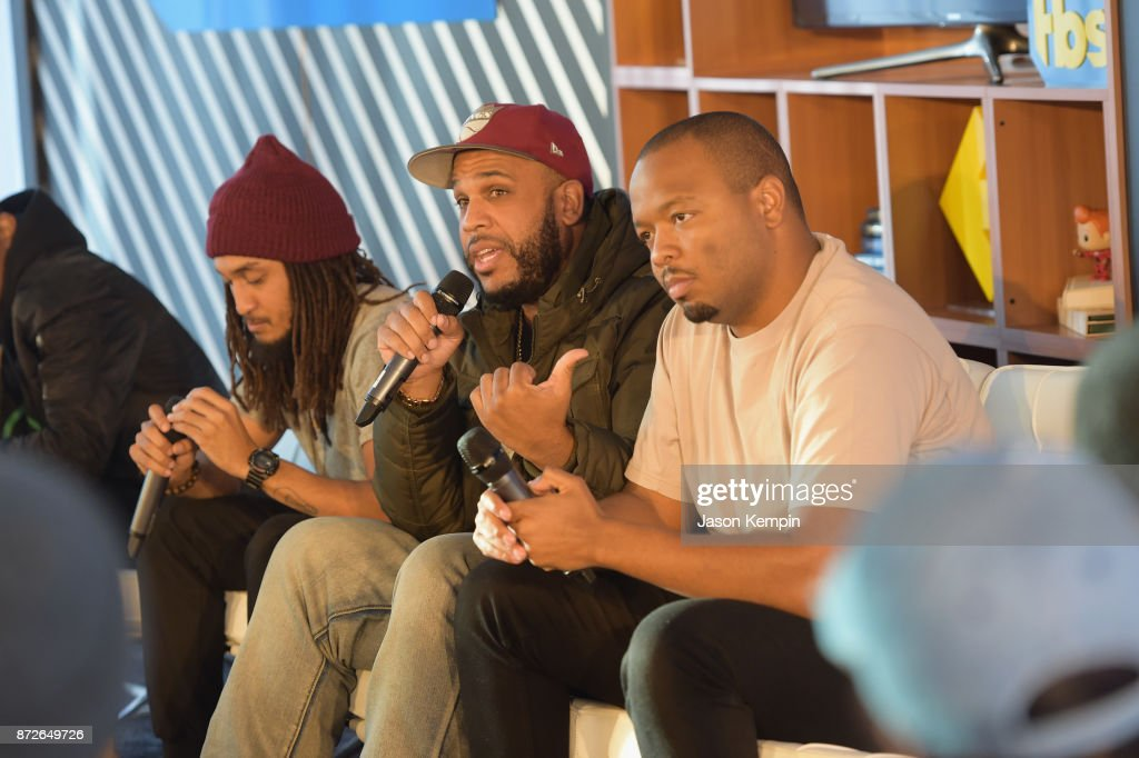 TBS Comedy Festival 2017 - TBS & All Def Digital Present: Comedy Content Kings Panel : News Photo
