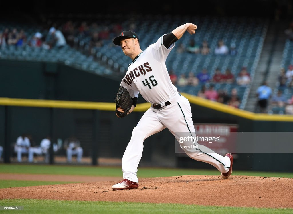 Pittsburgh Pirates v Arizona Diamondbacks : News Photo