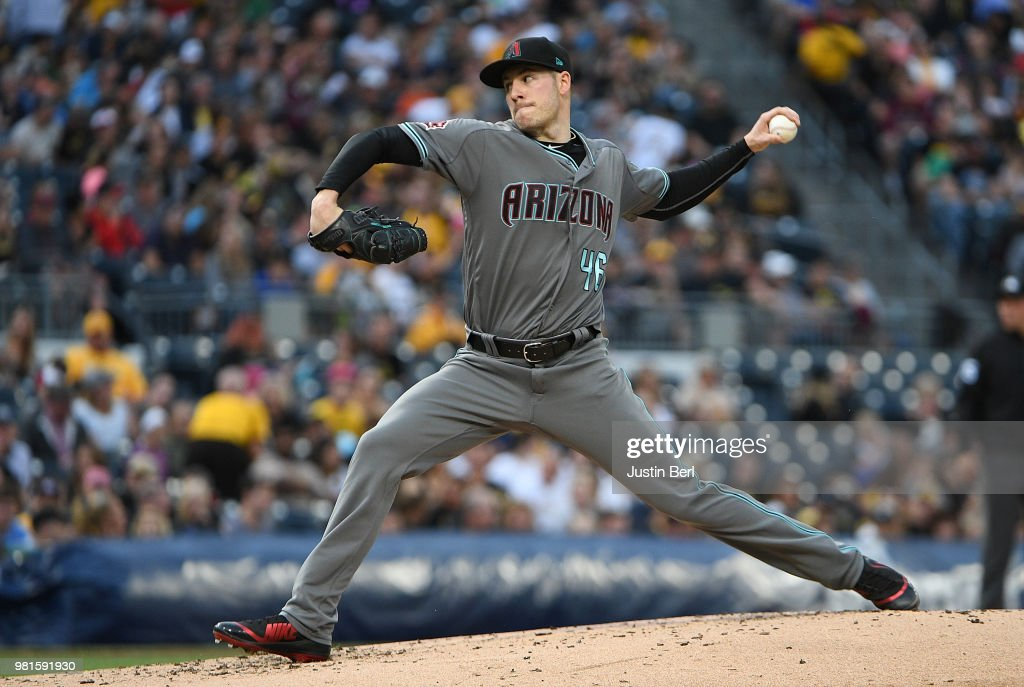 Arizona Diamondbacks  v Pittsburgh Pirates : Fotografía de noticias