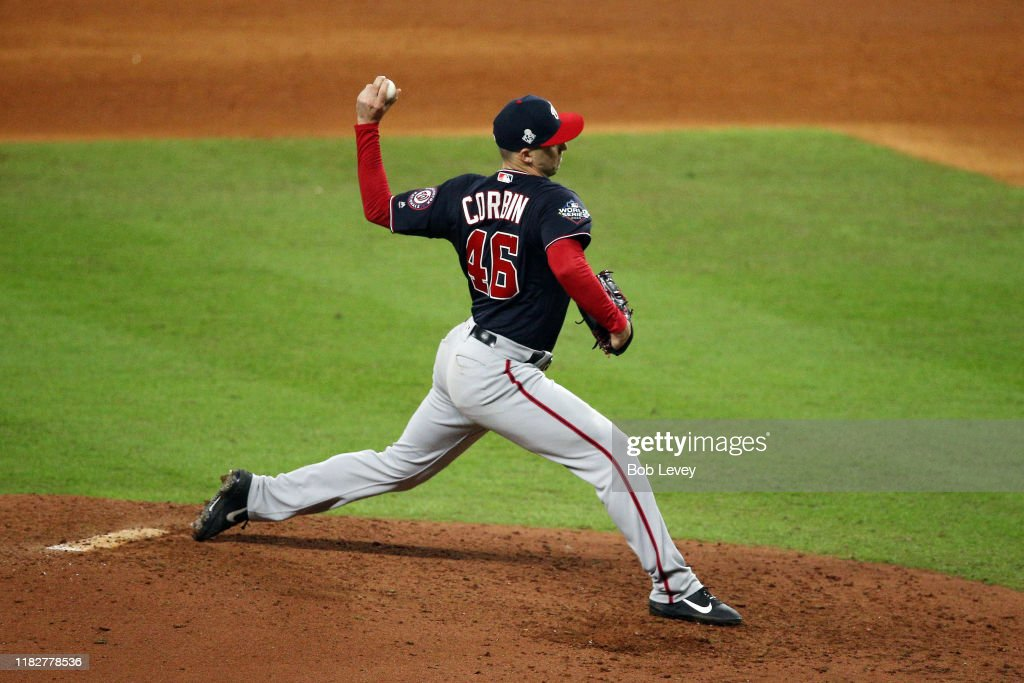World Series - Washington Nationals v Houston Astros - Game One : ニュース写真