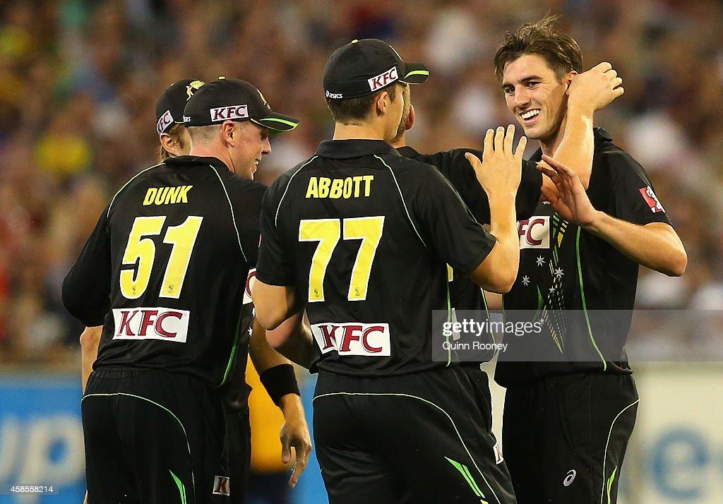 Australia v South Africa: Game 2