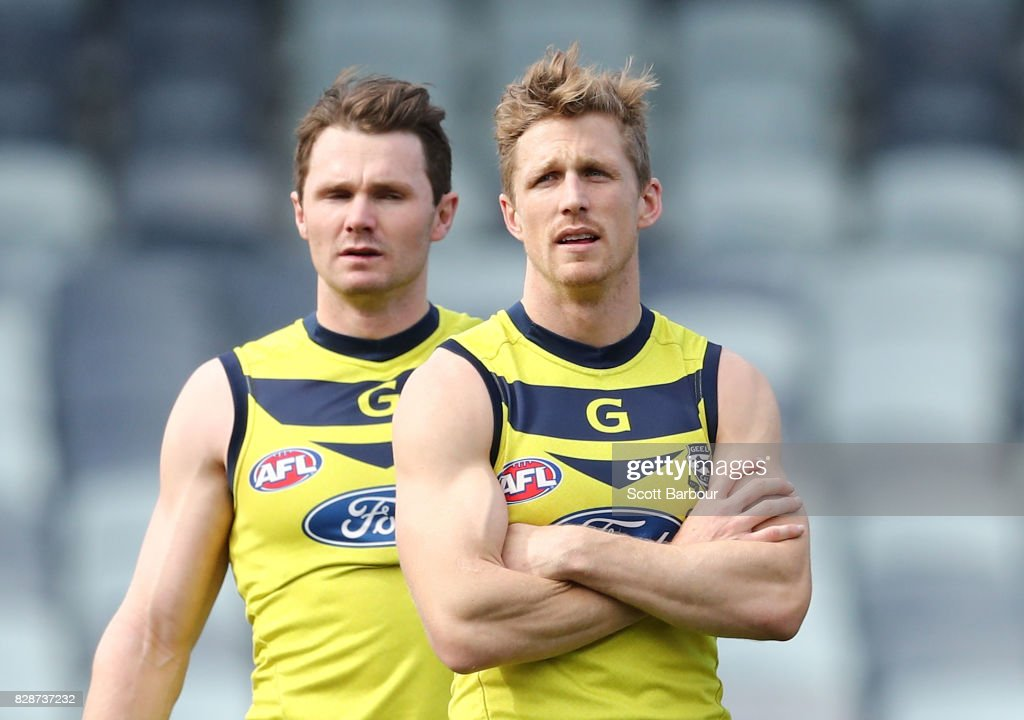 Geelong Training Session
