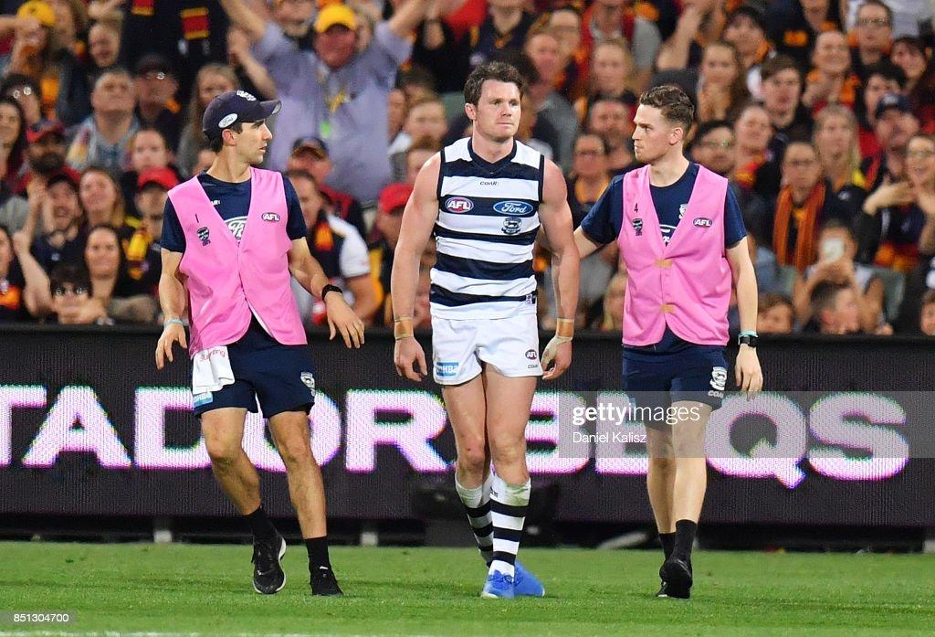 AFL 1st Preliminary Final - Adelaide v Geelong