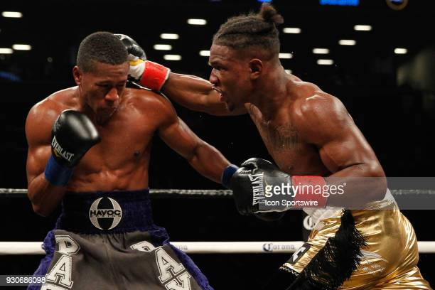 Patrick Day defeated Kyrone Davis ON MARCH 3 at the Barclays Center in Brooklyn NY