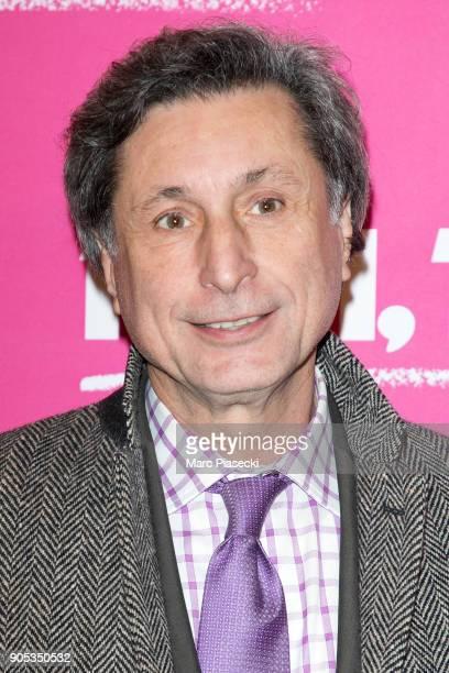Patrick De Carolis attends the 'I Tonya' premiere at Cinema UGC Normandie on January 15 2018 in Paris France