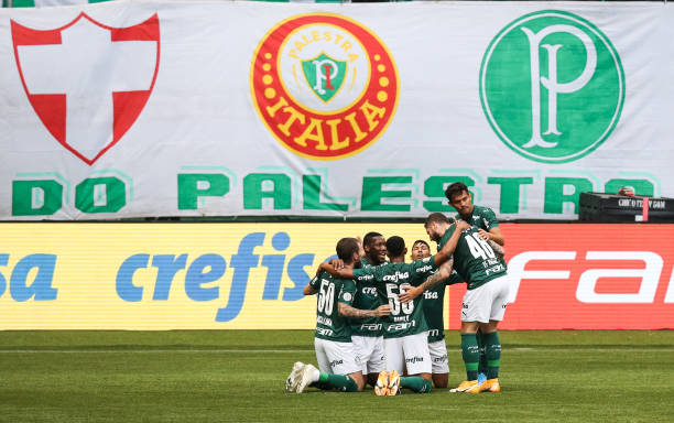 BRA: 2020 Brasileirao Series A: Palmeiras v Athletico PR  Play Behind Closed Doors Amidst the Coronavirus (COVID - 19) Pandemic