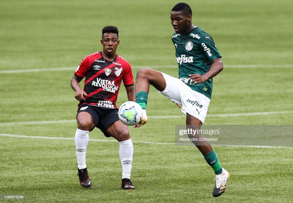 2020 Brasileirao Series A: Palmeiras v Athletico PR : News Photo