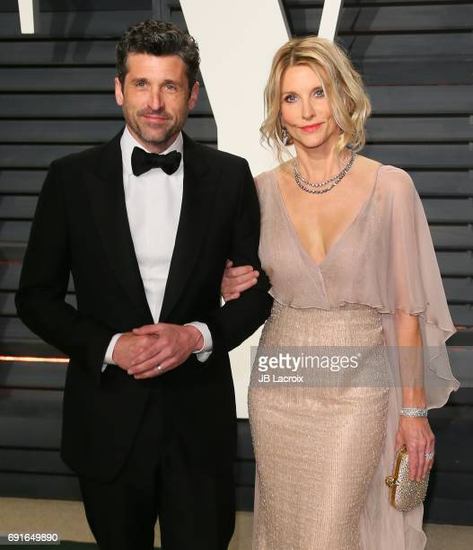 Patrick Dempsey And Jillian Bilder Und Fotos Getty Images