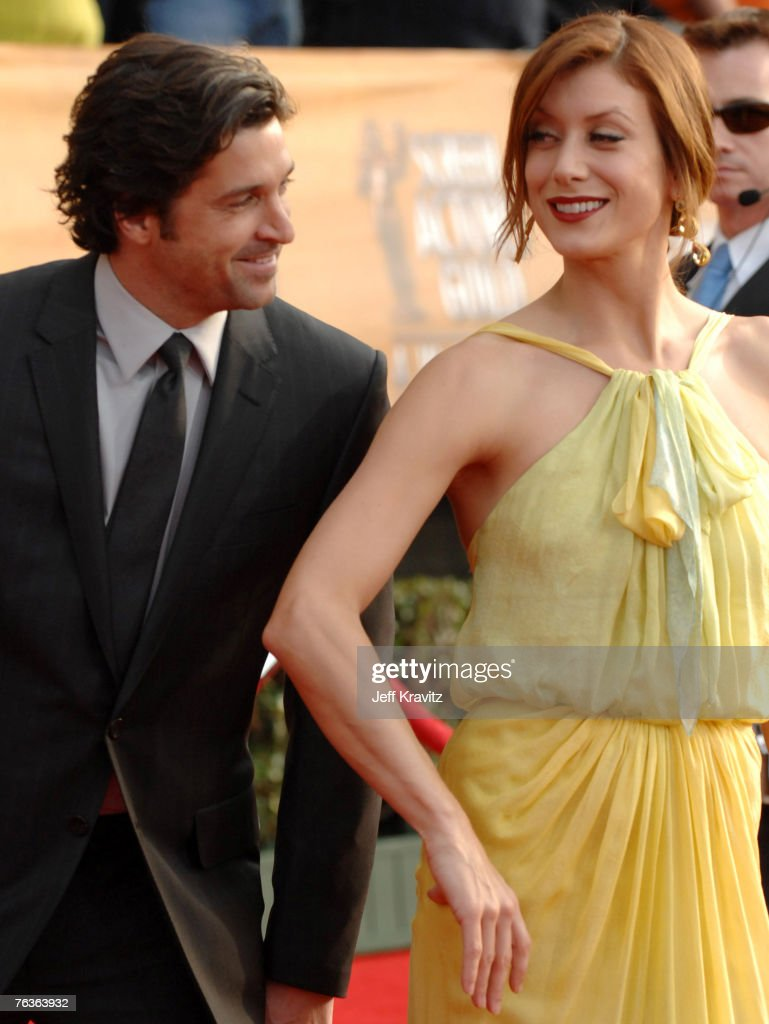 Patrick Dempsey And Kate Walsh News Photo Getty Images