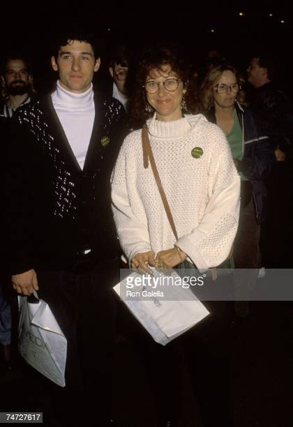 Patrick Dempsey and Rocky Parker at the Various in Santa Monica California
