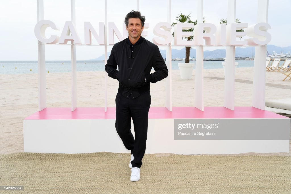 """""""The Truth About the Harry Quebert Affair"""" Photocall - The 1st Cannes International Series Festival"""