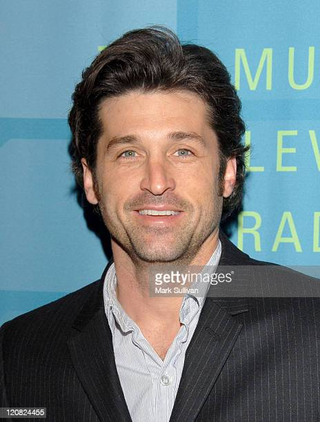 Patrick Dempsey during 2006 William S Paley Television Festival Grey's Anatomy in Los Angeles California United States